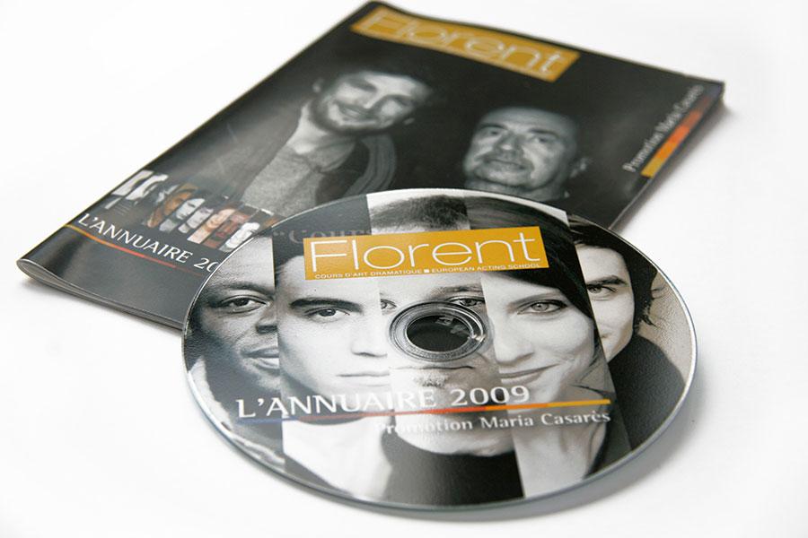 DVD & livret annuaire