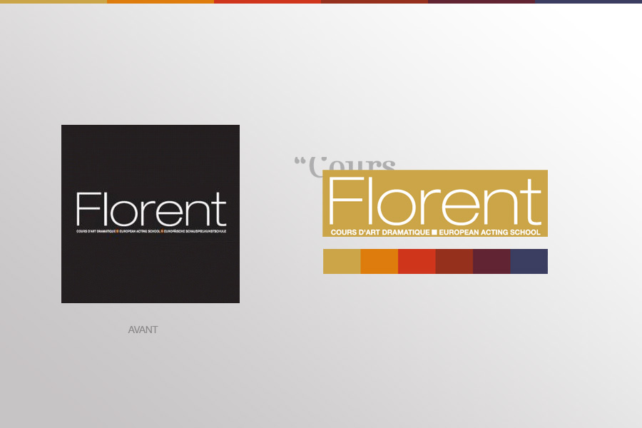 Logotype Florent