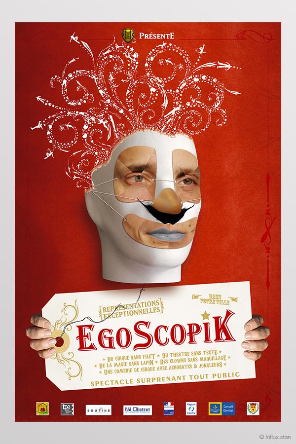 Affiche Egoscopik